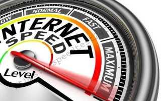 Оптимальная скорость интернета для дома