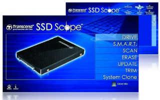Проверка SSD диска на наличие ошибок