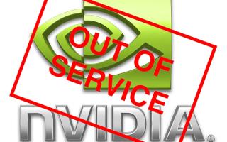 Почему Nvidia Geforce Experience не обновляет драйвера