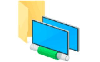 Как создать сетевую папку windows 10