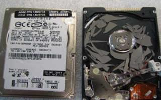 Накрылся жесткий диск как восстановить данные
