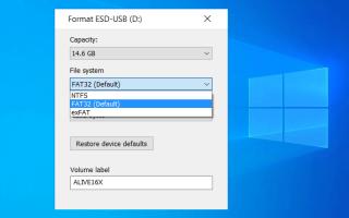 Какую файловую систему выбрать для SSD?