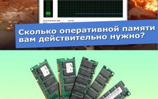 Где находится оперативная память в ноутбуке?
