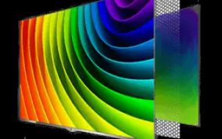 По какой технологии изготавливаются плоские мониторы