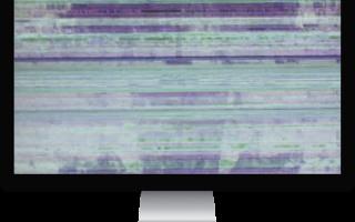 Почему прыгает экран монитора на компьютере