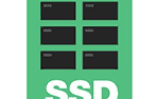 Настройка системы под ssd диск windows 7