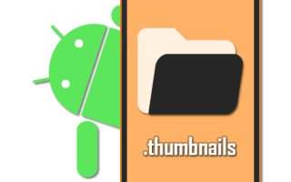 Как удалить папку thumbnails на андроид